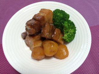 アンチエイジングにおすすめの薬膳レシピ 栗と豚肉のアンチエイジング煮