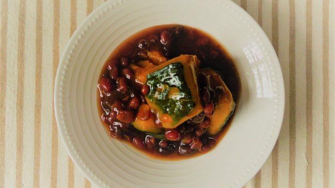 疲労回復におすすめの薬膳レシピ 簡単かぼちゃのいとこ煮