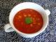 美肌・シミ・シワにおすすめの薬膳レシピ 『トマトとコーンの温冷スープ』