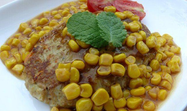 疲労回復におすすめの薬膳レシピ 『カレー風味のレンコンバーグ』